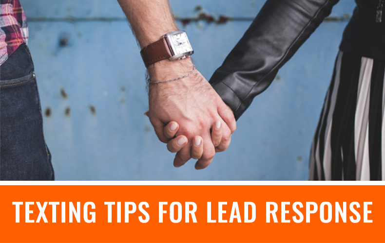 Texting Tips for Lead Response (and First Dates!)